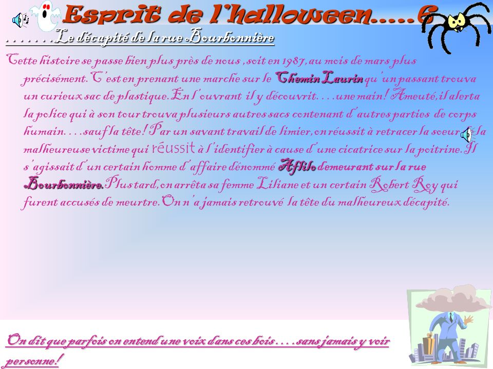 Esprit de l'halloween…..6