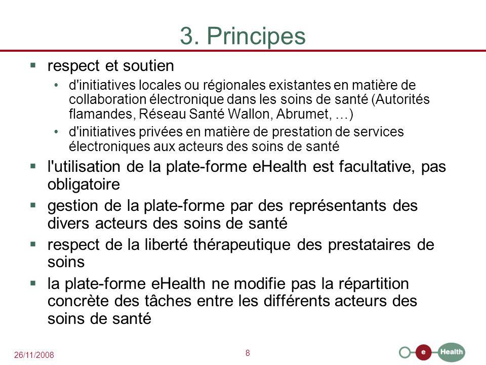 3. Principes respect et soutien