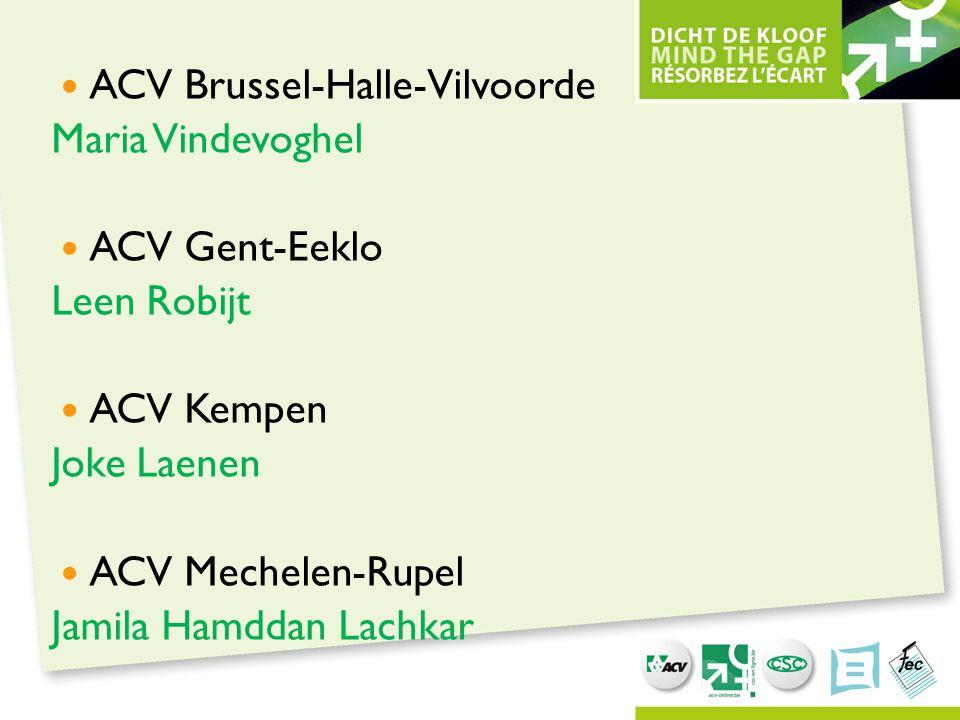 ACV Brussel-Halle-Vilvoorde