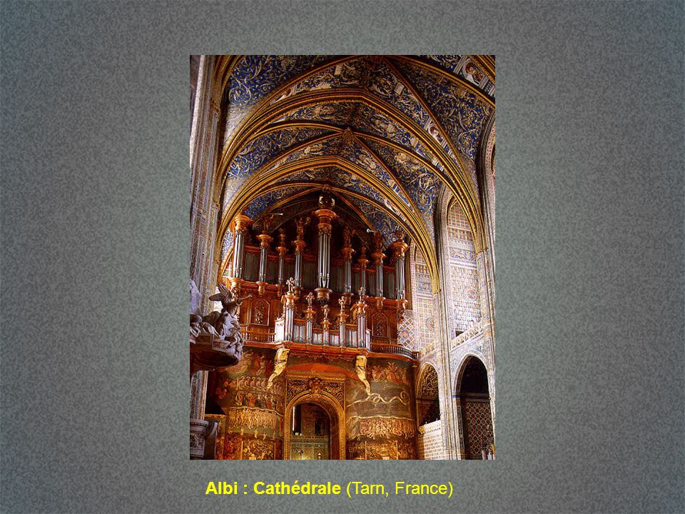 Albi : Cathédrale (Tarn, France)