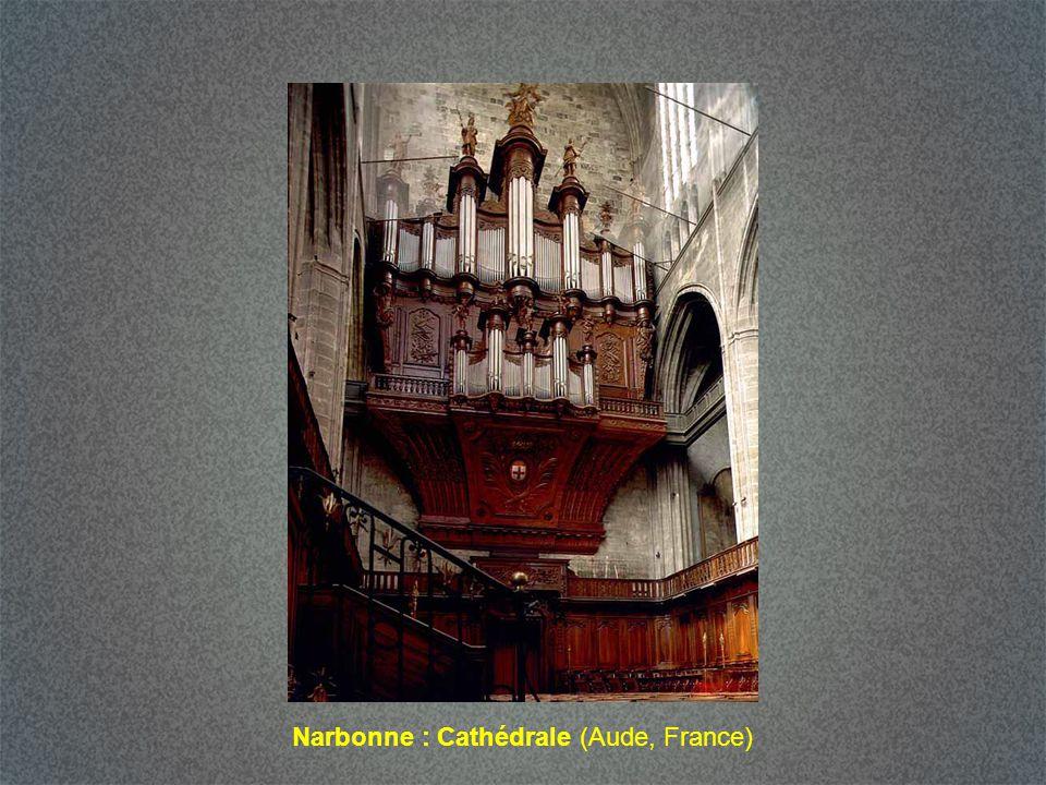 Narbonne : Cathédrale (Aude, France)