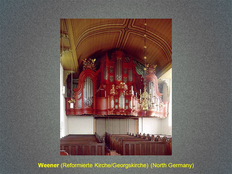 Weener (Reformierte Kirche/Georgskirche) (North Germany)