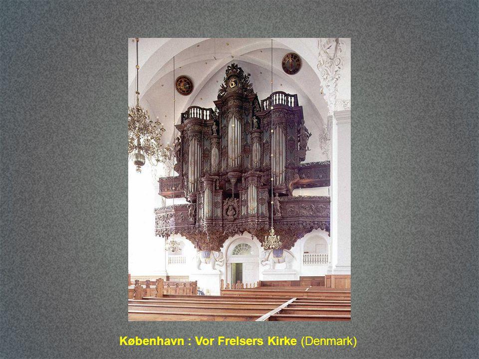 København : Vor Frelsers Kirke (Denmark)
