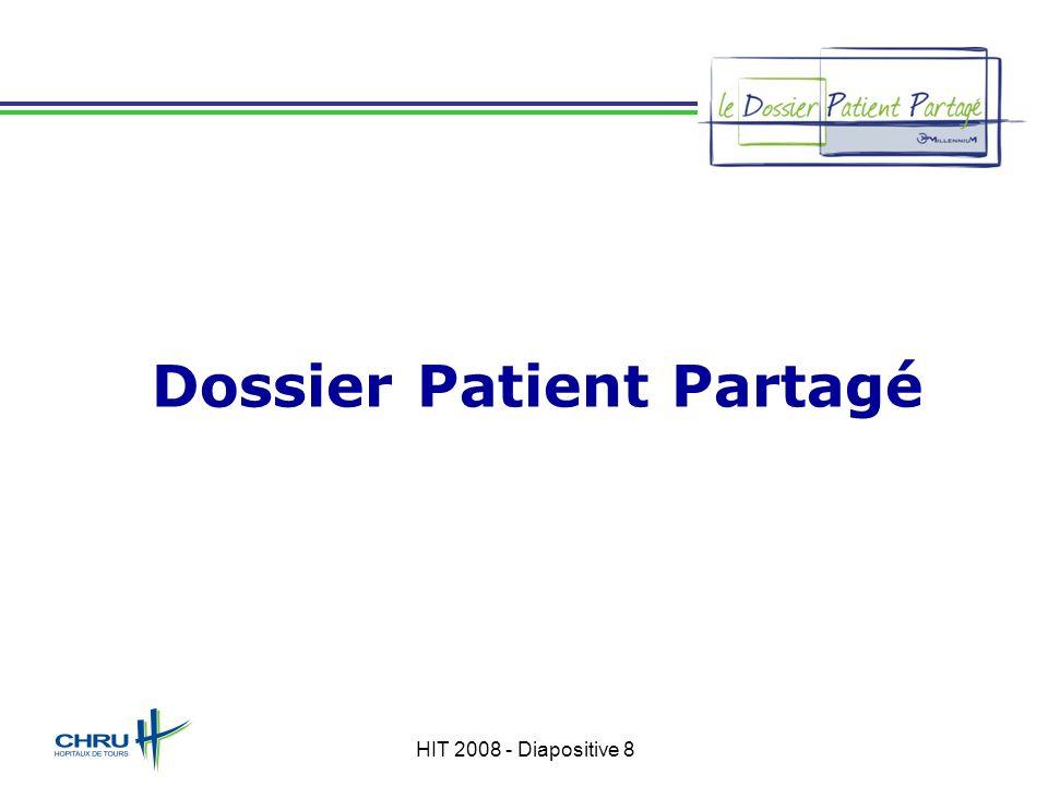 Dossier Patient Partagé