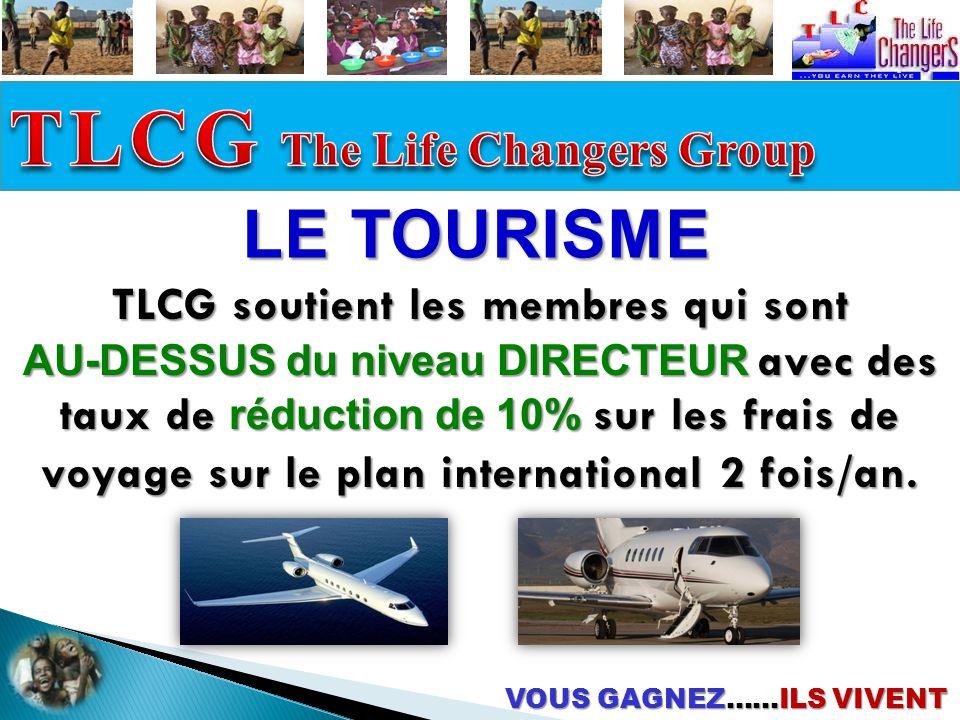 TLCG soutient les membres qui sont