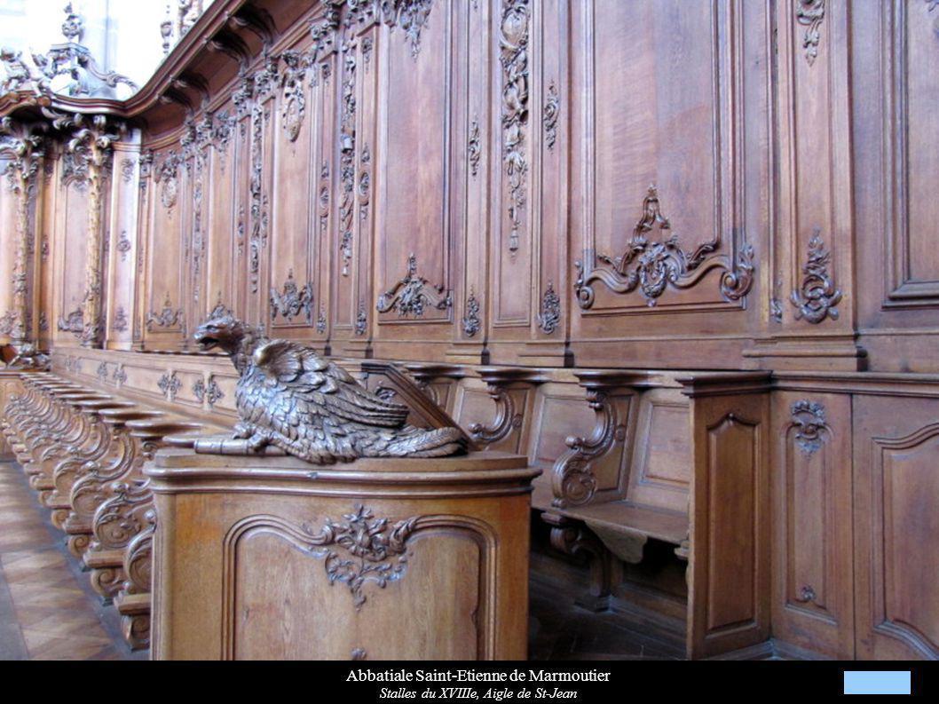 Abbatiale Saint-Etienne de Marmoutier