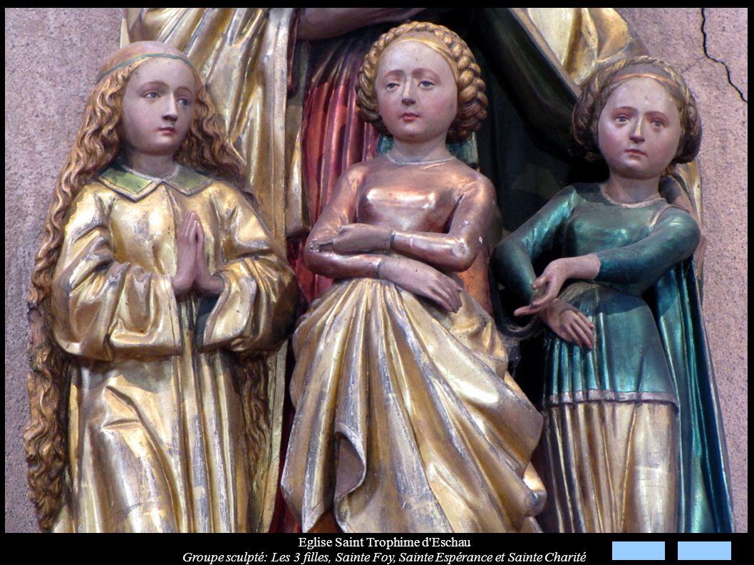 Eglise Saint Trophime d Eschau