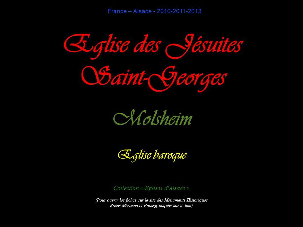 Eglise des Jésuites Saint-Georges