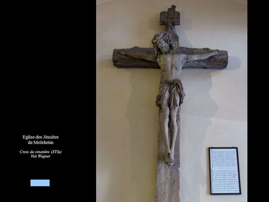 Croix de cimetière (XVIe)