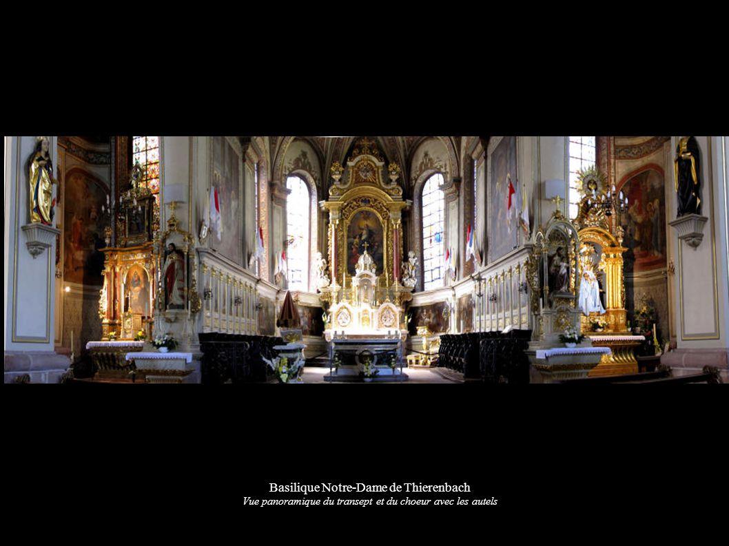 Basilique Notre-Dame de Thierenbach