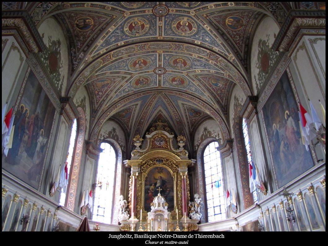 Jungholtz, Basilique Notre-Dame de Thierenbach