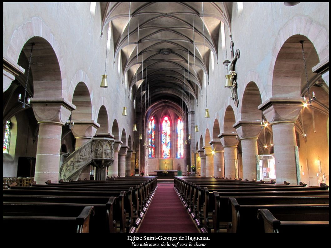 Eglise Saint-Georges de Haguenau
