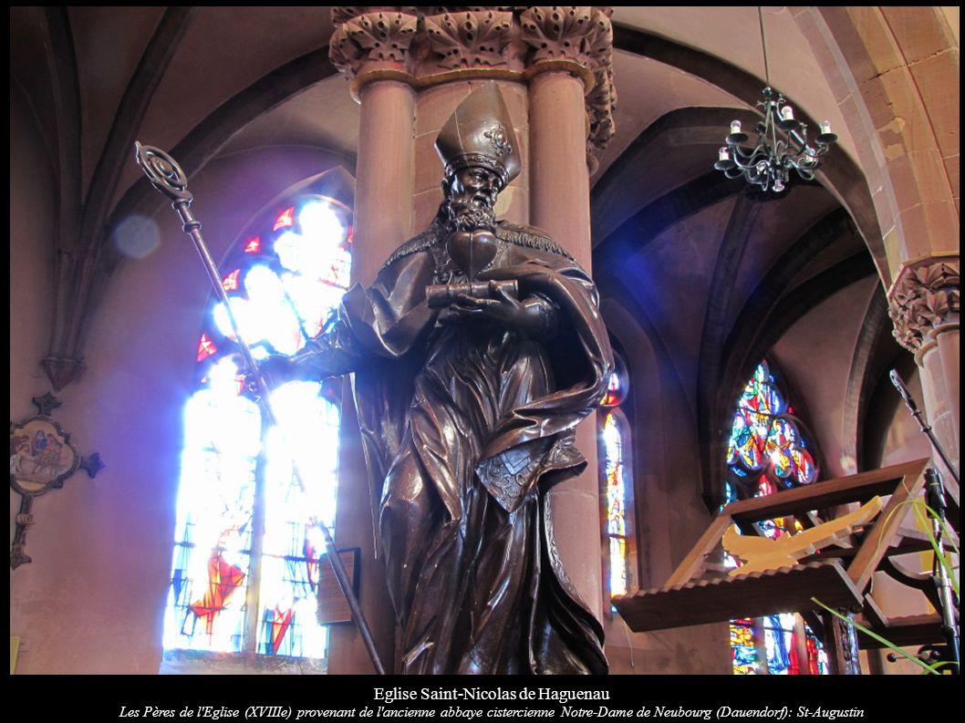 Eglise Saint-Nicolas de Haguenau