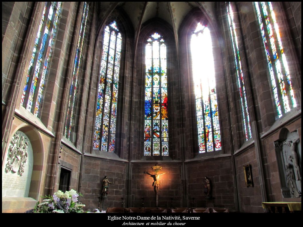 Eglise Notre-Dame de la Nativité, Saverne