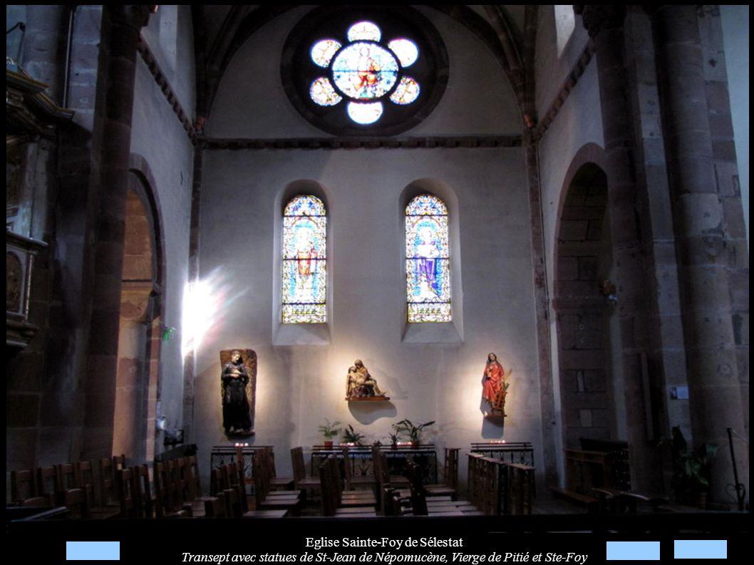 Eglise Sainte-Foy de Sélestat