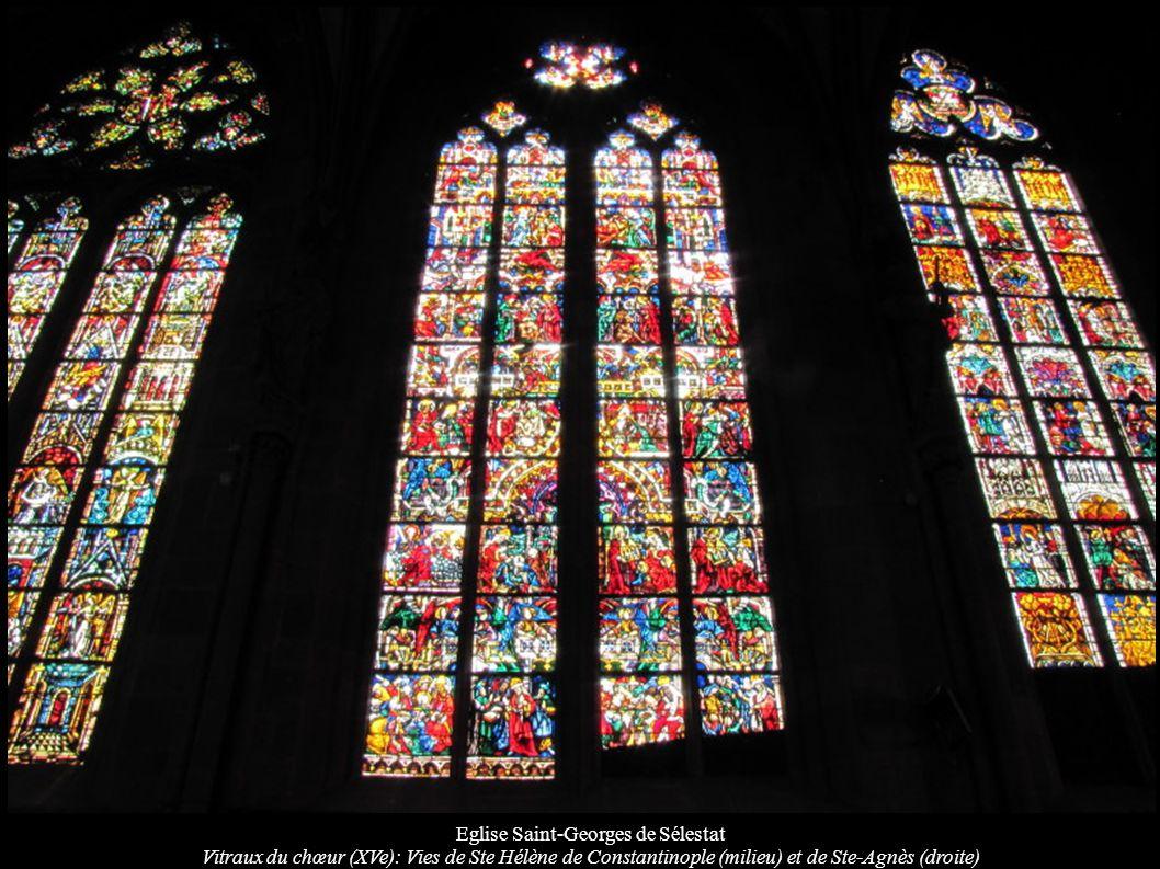 Eglise Saint-Georges de Sélestat