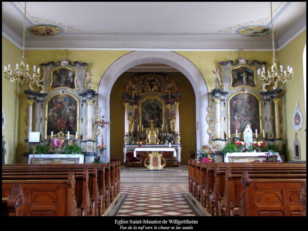 Eglise Saint-Maurice de Willgottheim