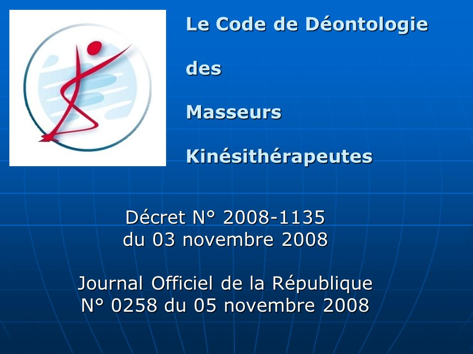 Journal Officiel de la République