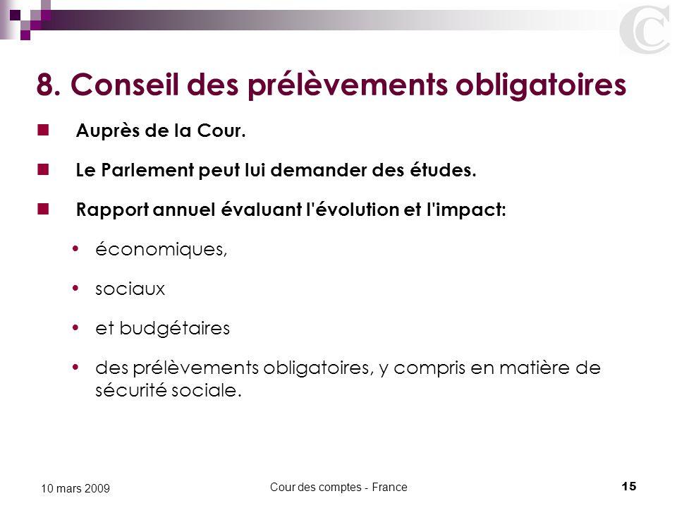 Cour des comptes - France