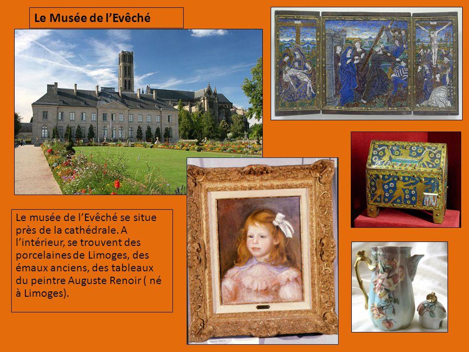 Le Musée de l'Evêché