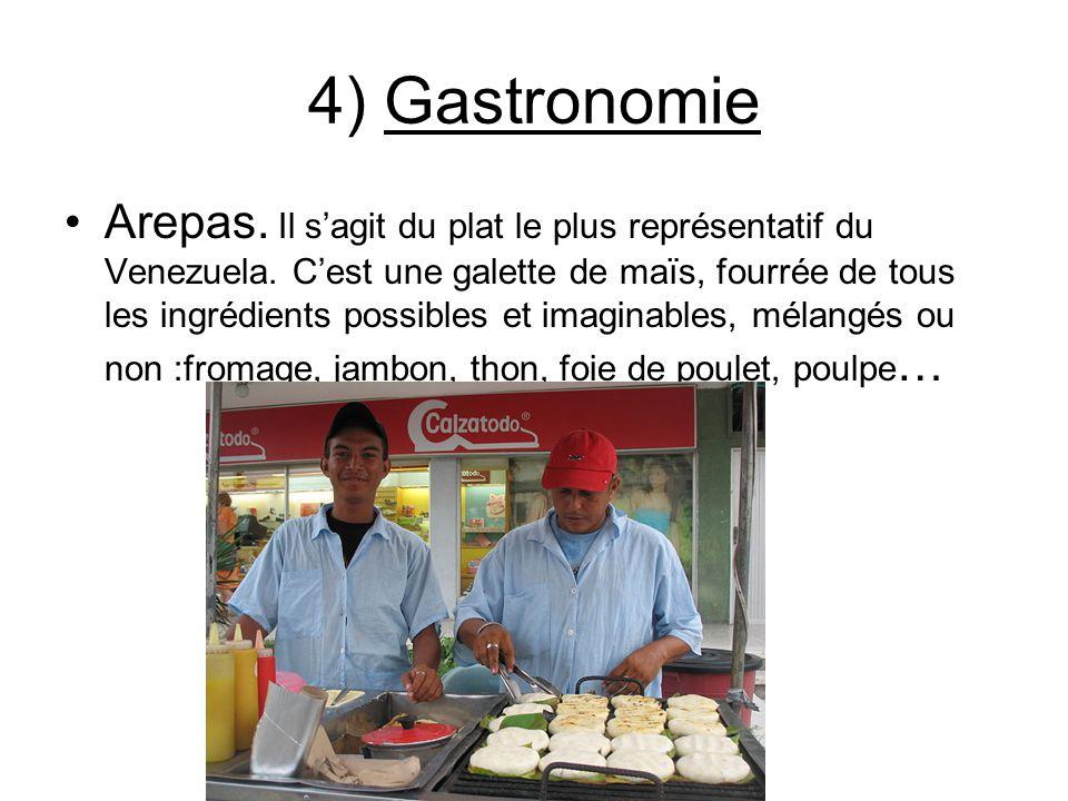4) Gastronomie