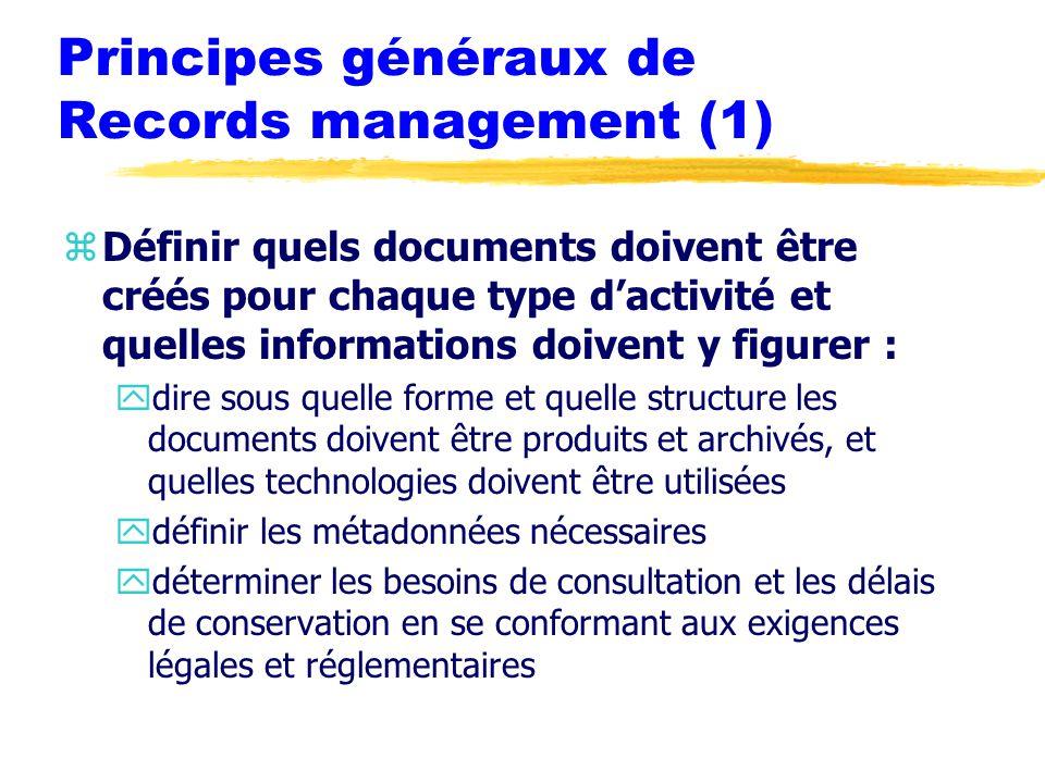 Principes généraux de Records management (1)