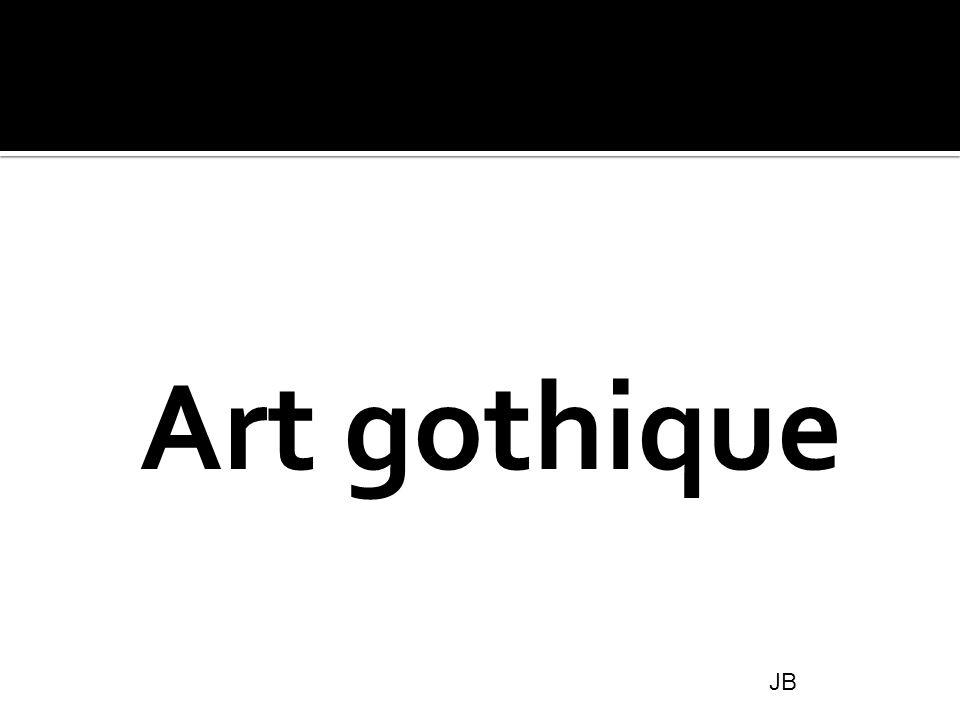 Art gothique JB