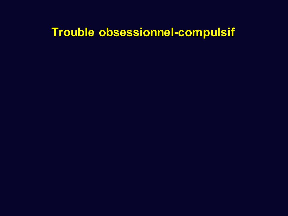 Trouble obsessionnel-compulsif