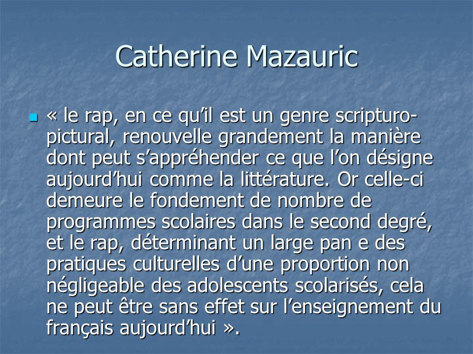 Catherine Mazauric