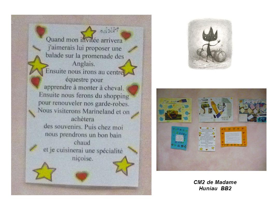 CM2 de Madame Huniau BB2