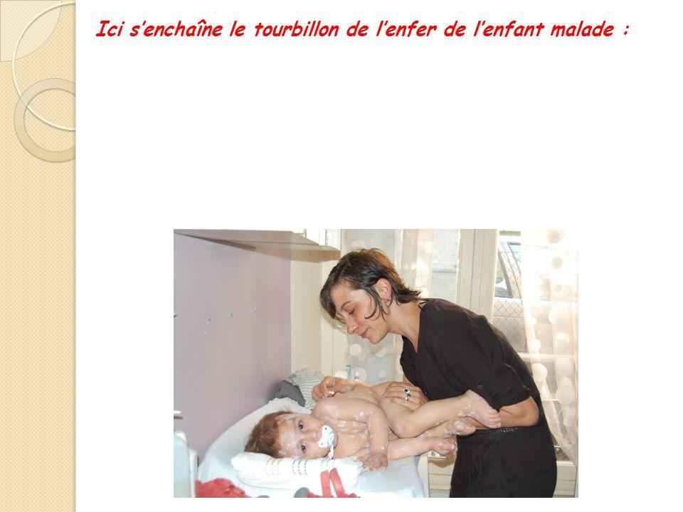 - Chez le médecin : longue attente Enfant qui pleure