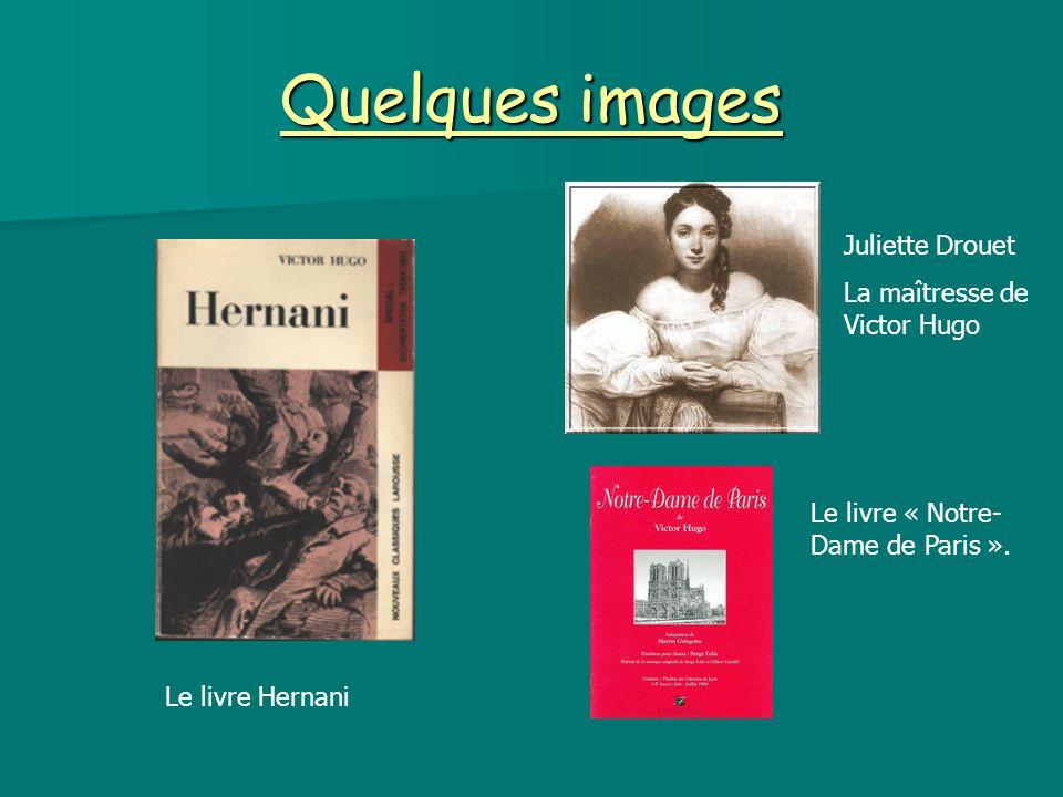 Quelques images Juliette Drouet La maîtresse de Victor Hugo