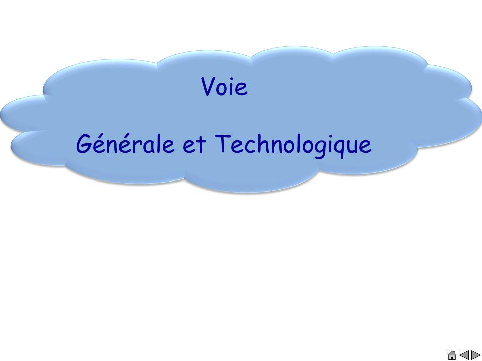 Générale et Technologique