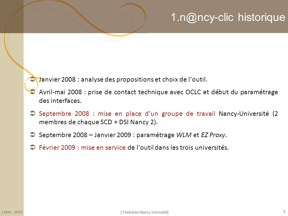 1.n@ncy-clic historique