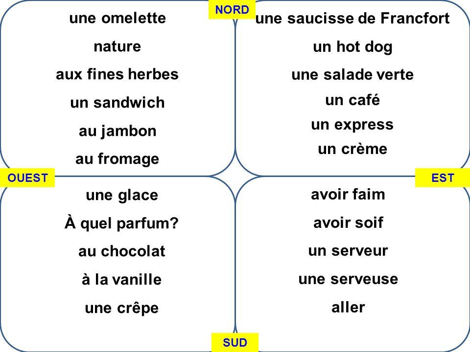 une saucisse de Francfort