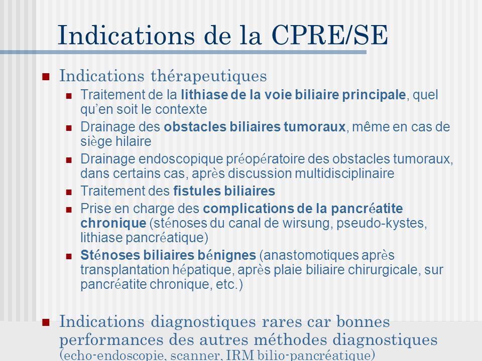 Indications de la CPRE/SE