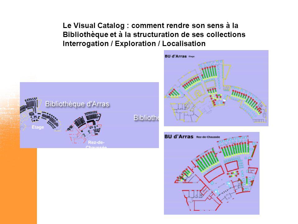 Le Visual Catalog : comment rendre son sens à la Bibliothèque et à la structuration de ses collections