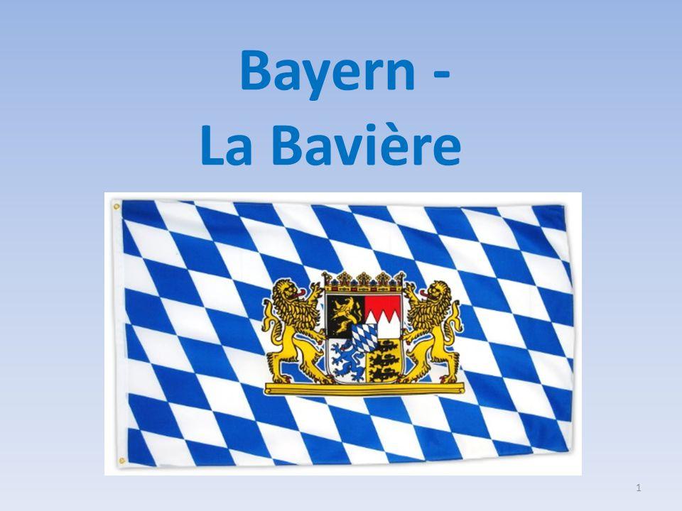 Bayern - La Bavière