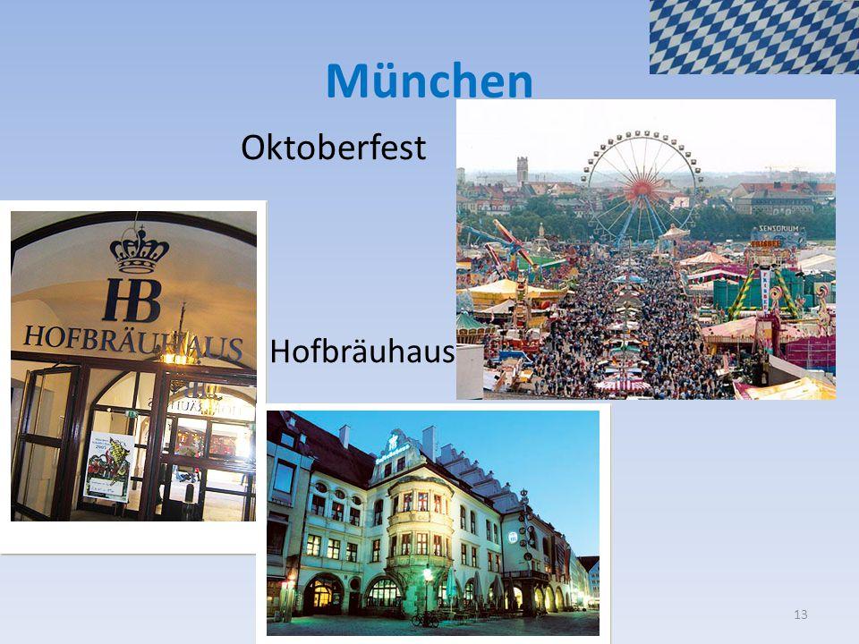 München Oktoberfest Hofbräuhaus