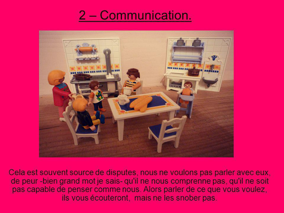 2 – Communication.