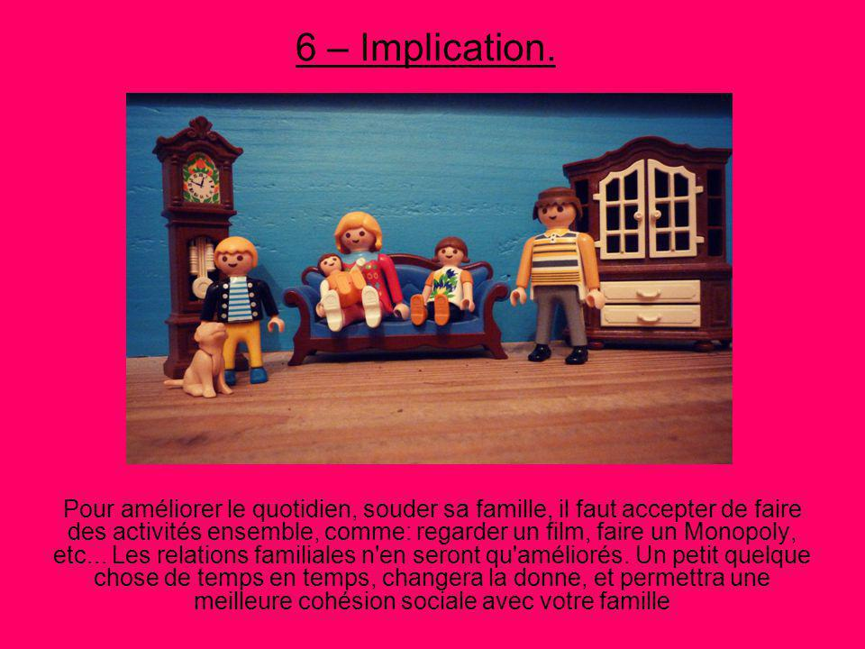 6 – Implication.