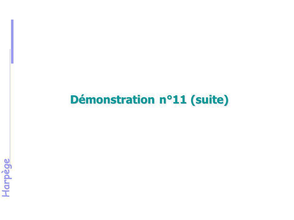 Démonstration n°11 (suite)