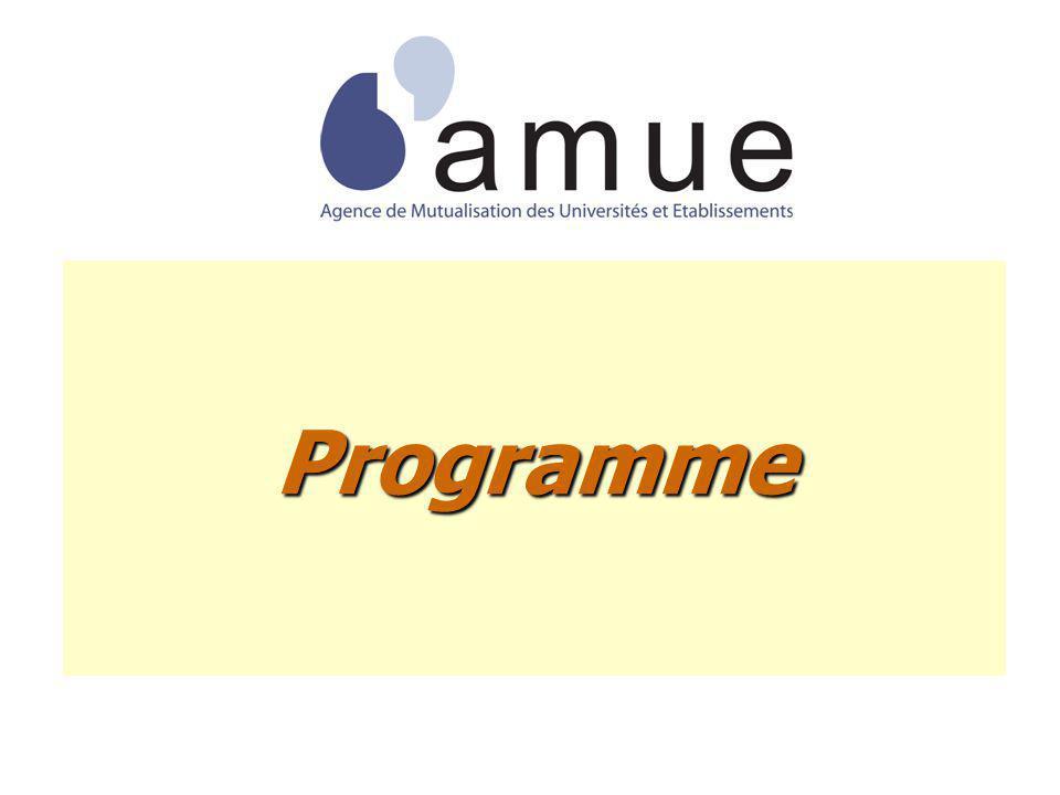 Programme TITRE 1