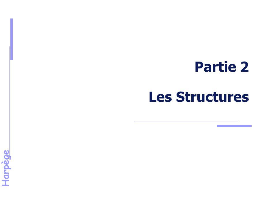 Partie 2 Les Structures