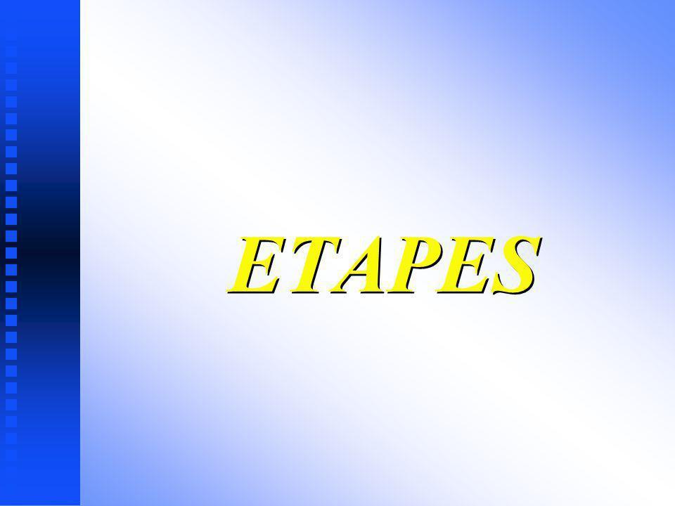 ETAPES