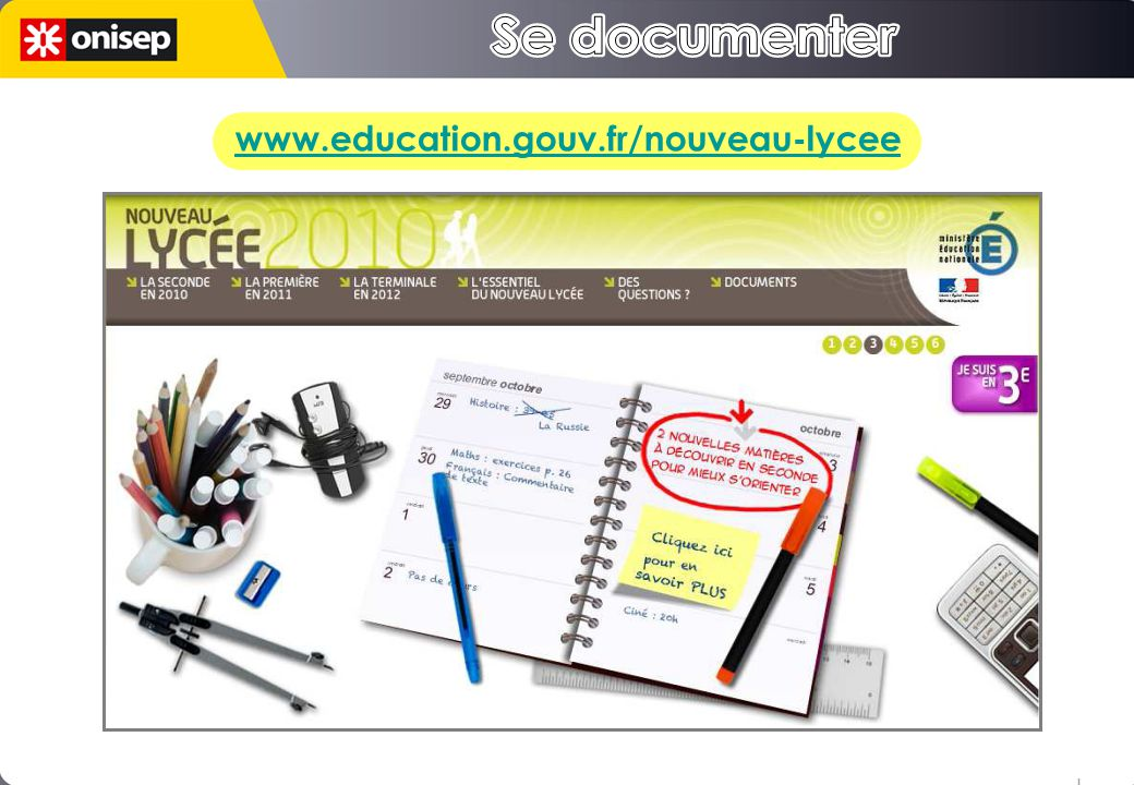 Se documenter Se documenter