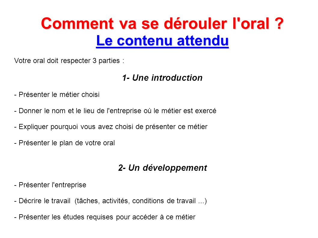Entra nement l 39 oral n 1 ppt video online t l charger - Comment se couper l appetit ...