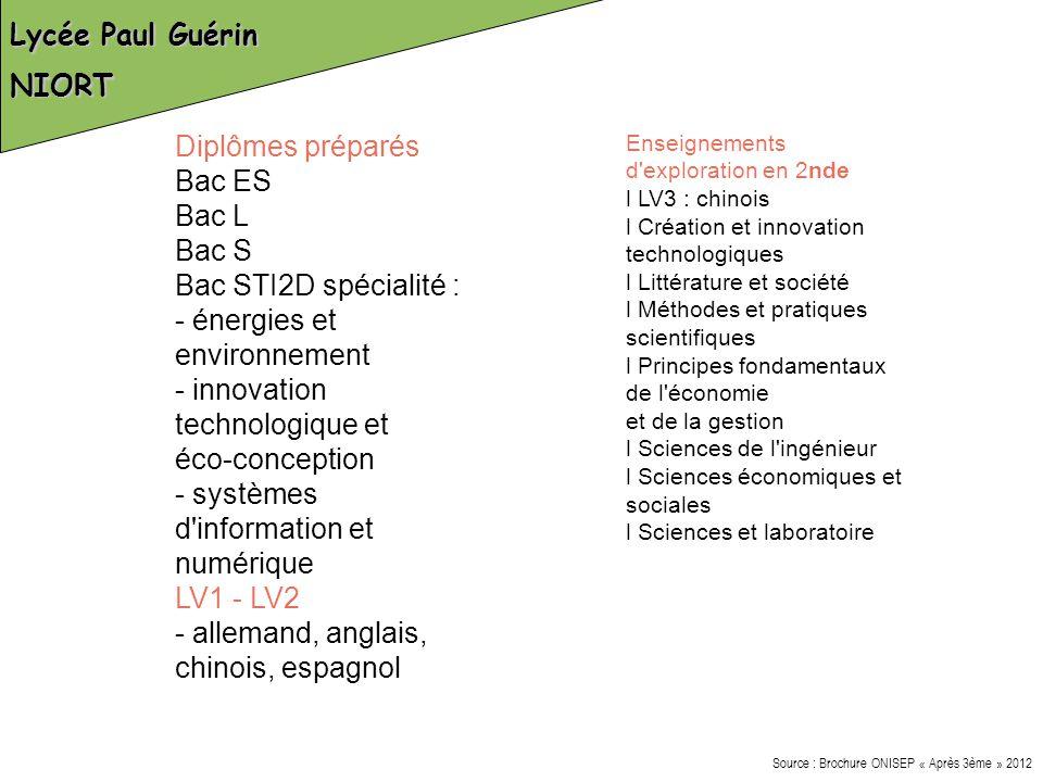 - énergies et environnement - innovation technologique et