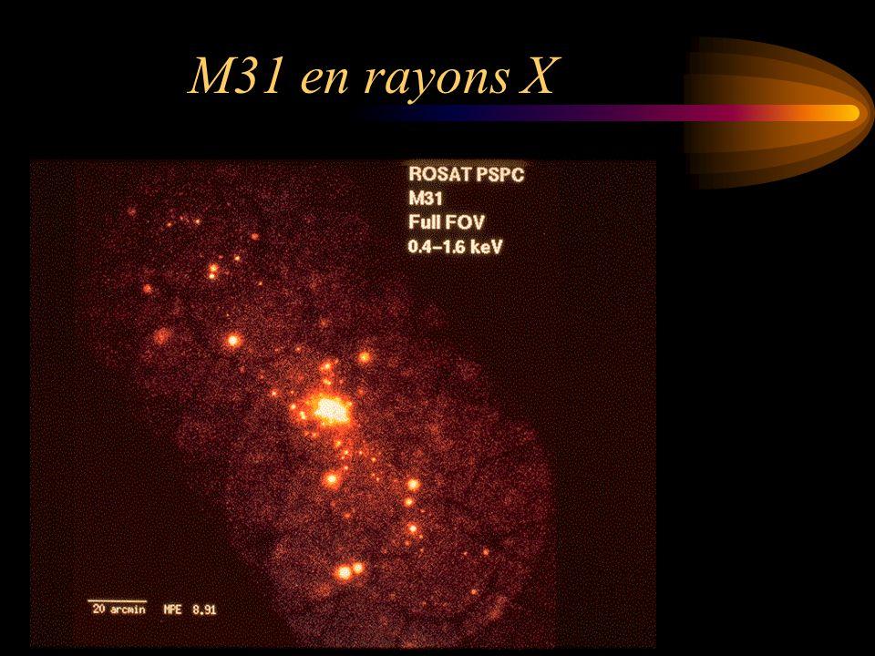 M31 en rayons X