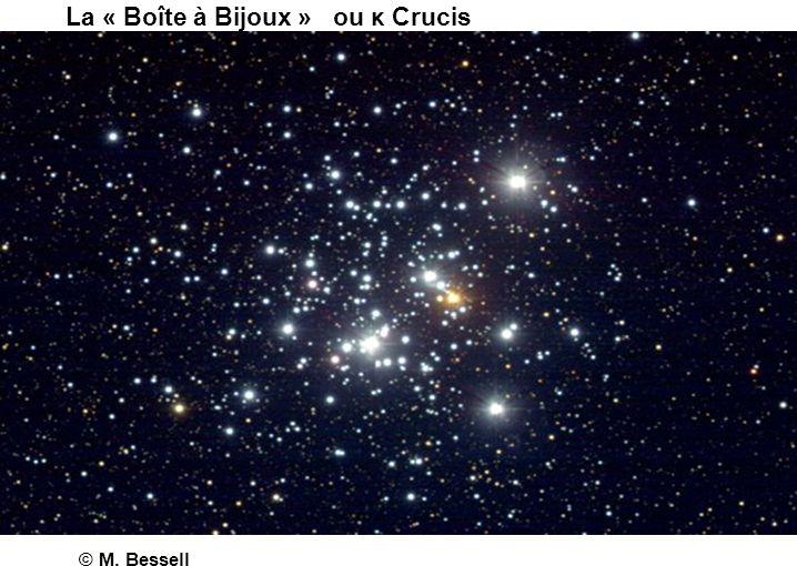 La « Boîte à Bijoux » ou κ Crucis